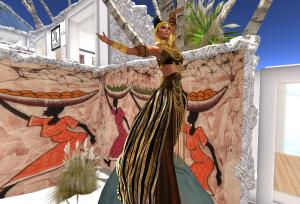 AlaFolie @ Fashion for Change event – by PetraLAlexander©™