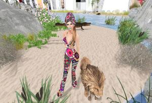 Ghee @ Fashion for Change event – by PetraLAlexander©™