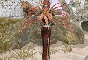 IMMORTALS @ Fashion for Change event – by PetraLAlexander©™