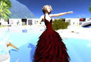 PINK ICE @ Fashion for Change event – by PetraLAlexander©™