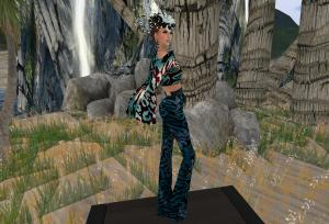 POSH PIXELS @ Fashion for Change event – by PetraLAlexander©™