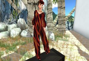 POSH.PIXELS @ Fashion for Change event – by PetraLAlexander©™