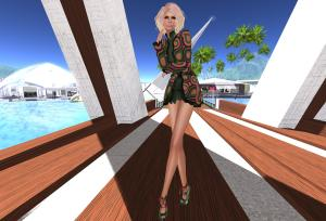 Wicca's WardrobeA @ Fashion for Change event – by PetraLAlexander©™