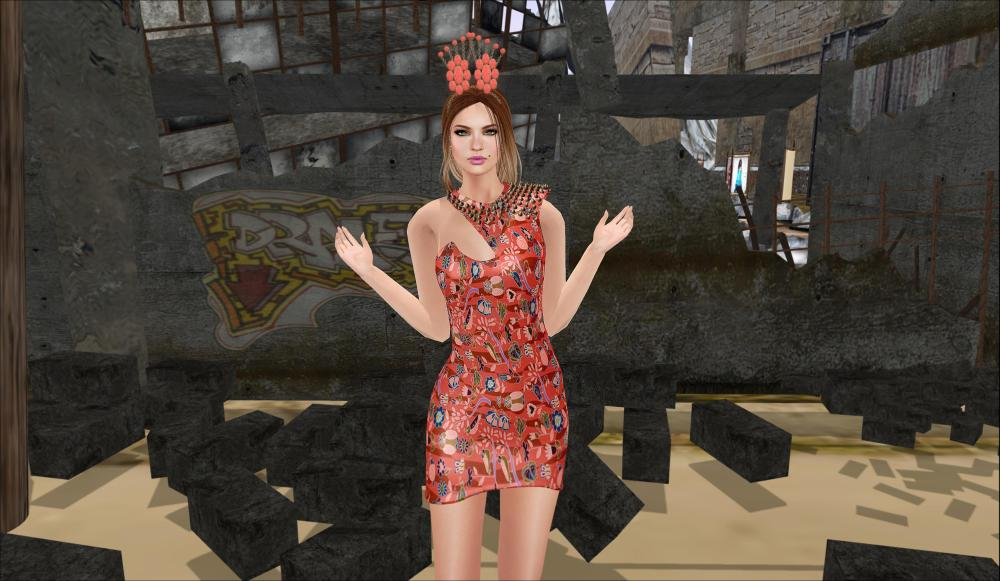 DURAL FASHION for JOIN HANDS event – by PetraLAlexander©™