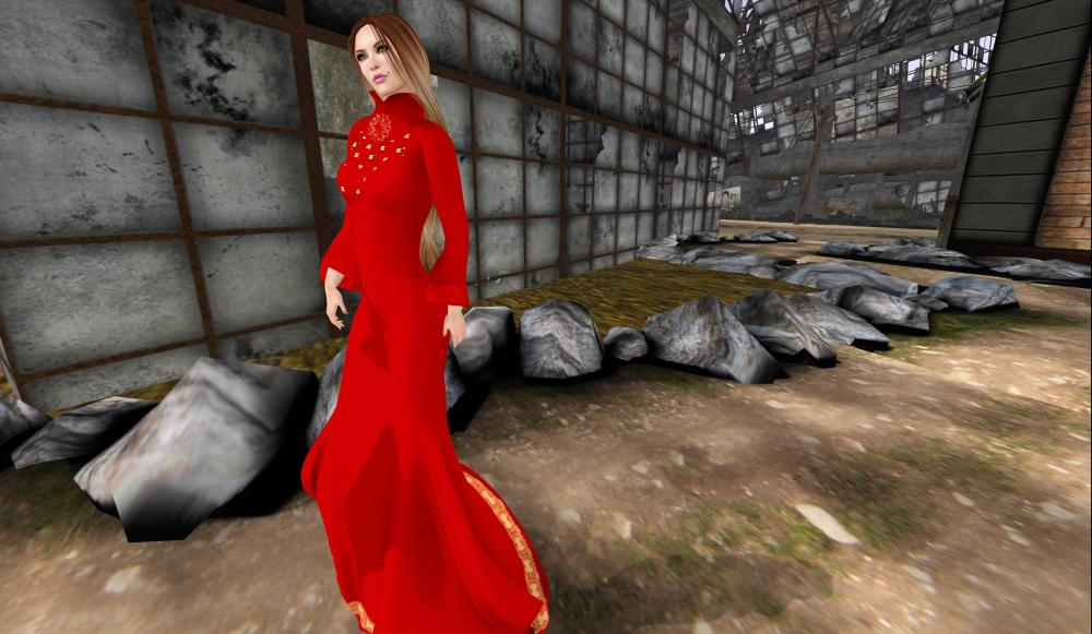 !LYRICAL B!ZARRE in SHARI and VESTIGE for JOIN HANDS charity event -  by PetraLAlexander©™