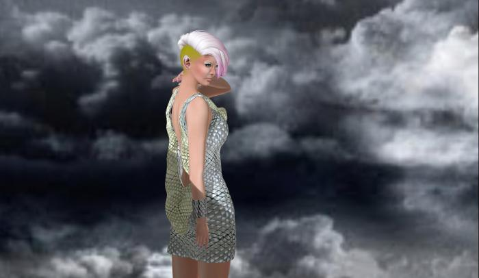 RAPTURE - Silver Scales – by PetraLAlexander©™