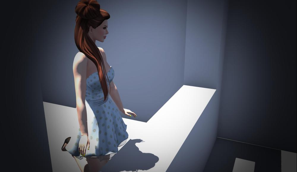 RAYNE COUTURE - RETRO @ Penumbra SS 2015 FW – by PetraLAlexander©™