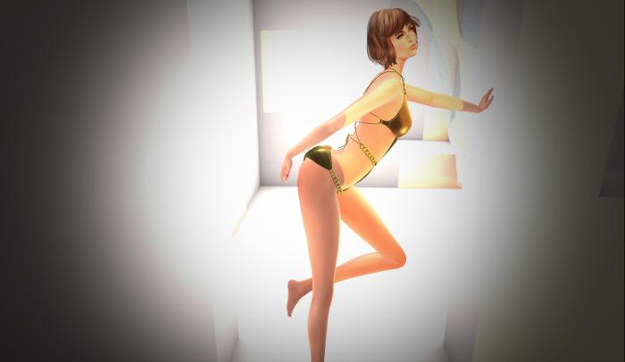 RAYNE COUTURE - TOPAZ Gold @ Penumbra SS 2015 FW – by PetraLAlexander©™