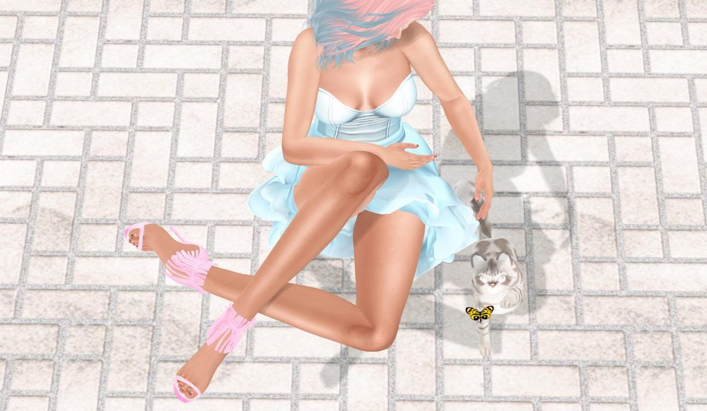 GHEE - HYANCYTH AND PEONY - for FAD event – by PetraLAlexander©™