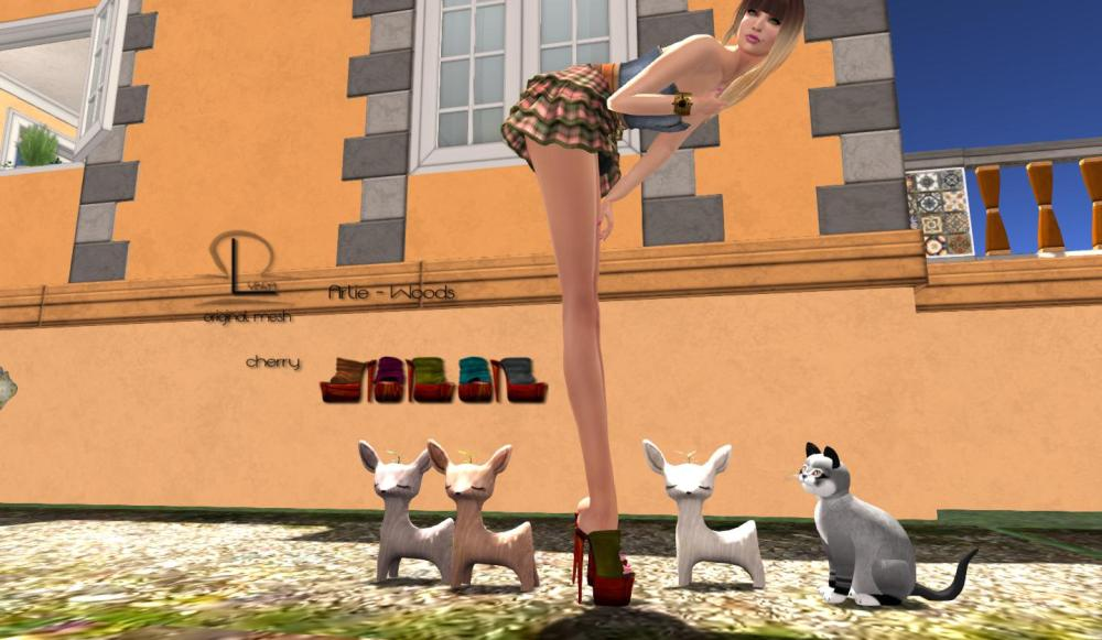 LYBRA - ARLIE @ Designer Showcase  – by PetraLAlexander©™