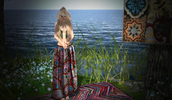 RAYNE COUTURE La Boheme @ Sneek Peak event  – by PetraLAlexander©™
