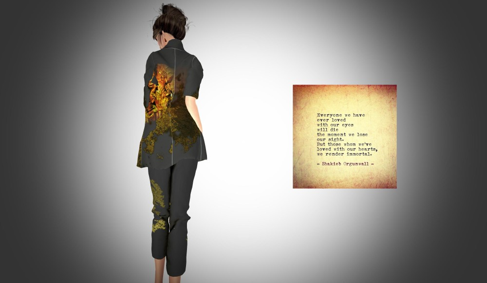 1 RAPTURE - IMMORTAL for The Instruments event – by PetraLAlexander©™