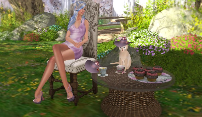 1 WICCAS WARDROBE - SUMMERBREEZE, TEATIME AND MANON - for FAD event – by PetraLAlexander©™