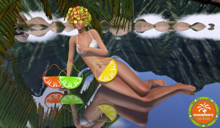 Lyrical B!zarre Templates - SLICE for FASHIONTROPIC Event - by PetraLAlexander©™