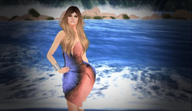 RAPTURE - BALLOON dress for FAD  – by PetraLAlexander©™
