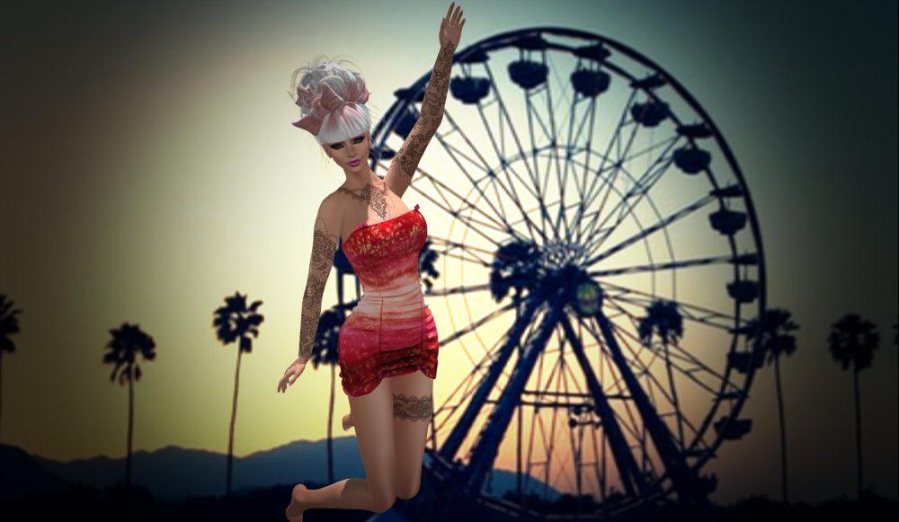 RAYNE COUTURE - IT Girl @ Sneek Peak event  – by PetraLAlexander©™