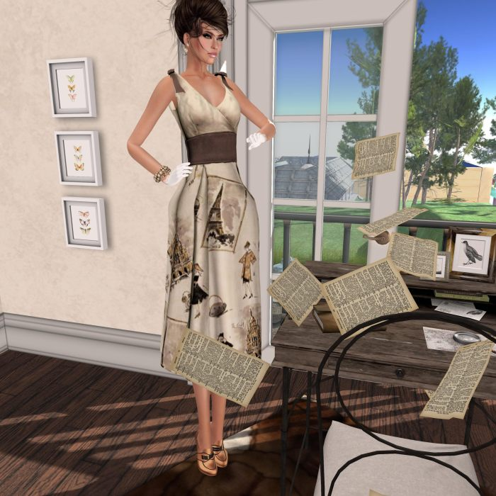 ANAMARKOVA, EXCLUSIVES for FAD Fashion Event – by PetraLAlexander©™