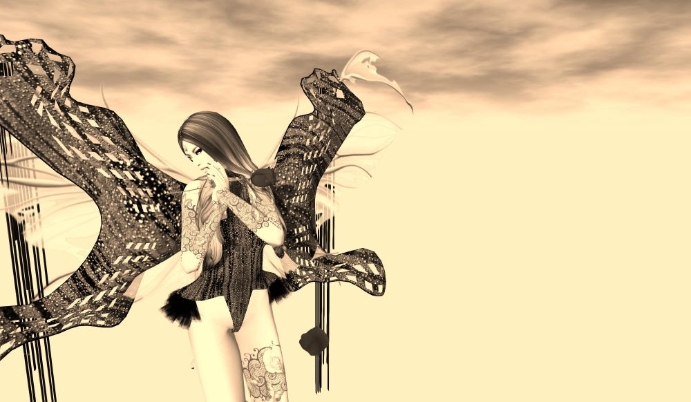 RIP Afrodita Copperfield - by PetraLAlexander©™