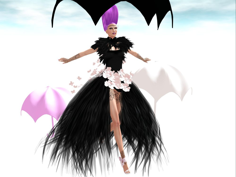Lyrical B!zarre Templates - DUBOIS from The Dark Collections Set – by PetraLAlexander©™
