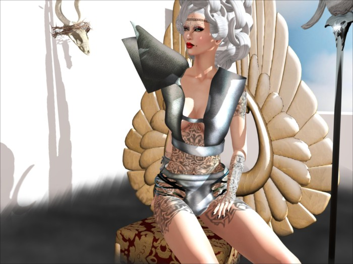 RAPTURE™ - DAKARA for the INSPIRATIONS event – by PetraLAlexander©™