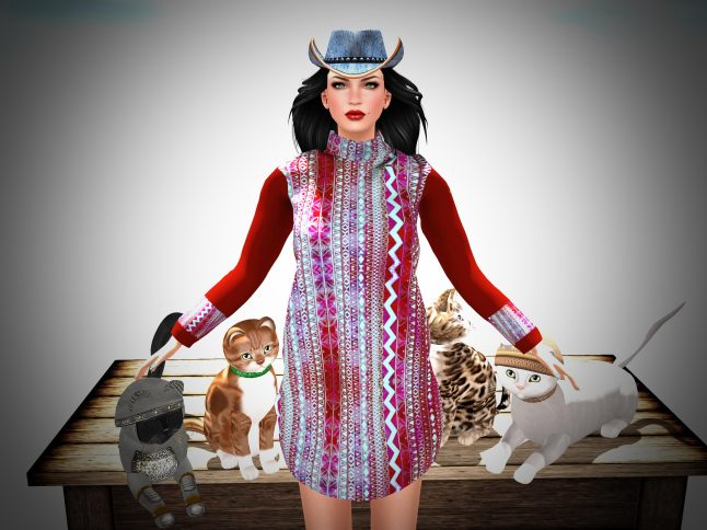 RAPTURE™ - ETHNIC for The Instruments Event – by PetraLAlexander©™