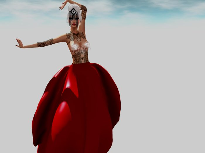 RAYNE COUTURE - GAGA for INSPIRATIONS event – by PetraLAlexander©™