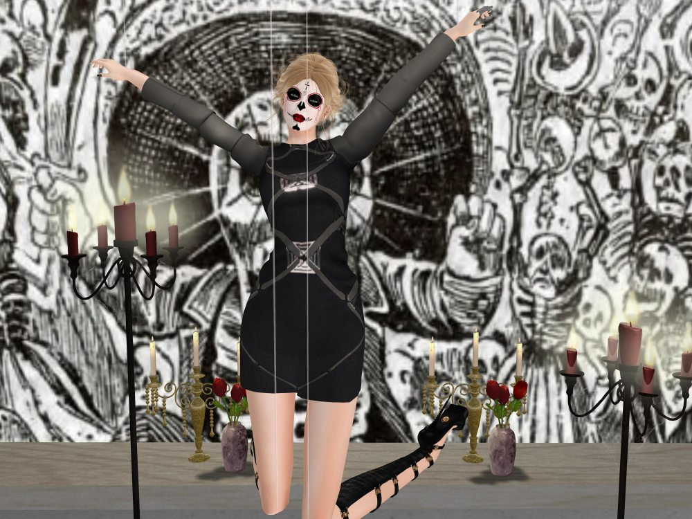 RAPTURE™ - DIA for THE INSTRUMENTS Event – by PetraLAlexander©™
