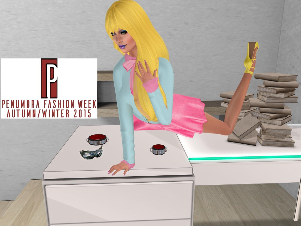 RAYNE COUTURE - BAD SECRETARY for .PENUMBRA. Event – by PetraLAlexander©™