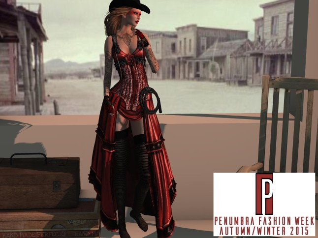 RAYNE COUTURE - BETTY for .PENUMBRA. Event – by PetraLAlexander©™