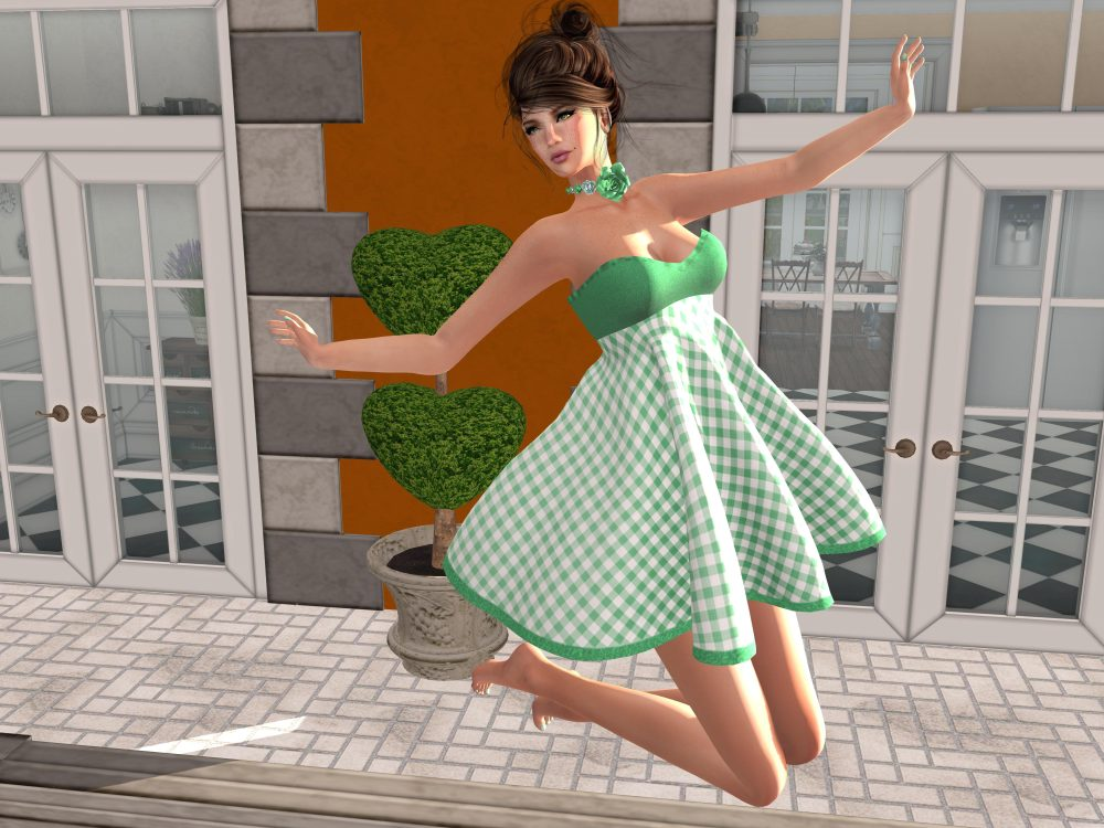 RAYNE COUTURE - PANSY for SOLORIS Event – by PetraLAlexander©™