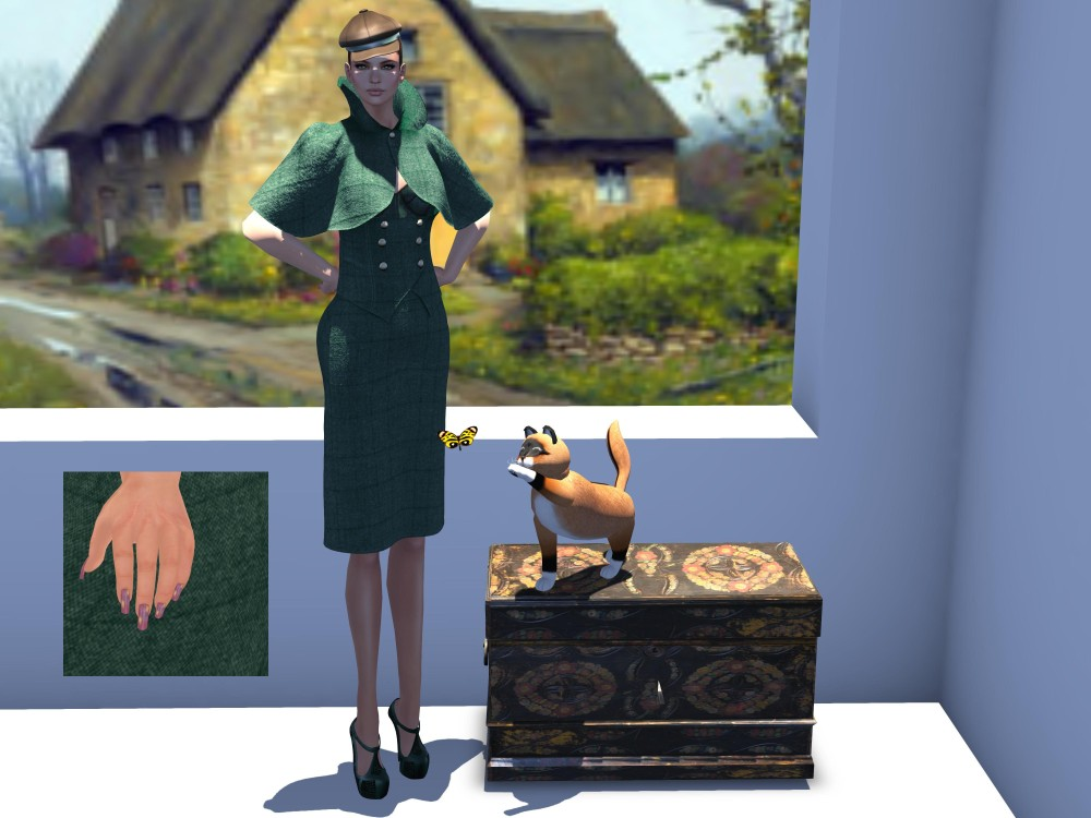 GHEE, WICCA'S WARDROBE and TASHA for FAD Fashion Event – by PetraLAlexander©™