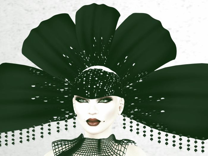 Lyrical B!zarre Templates - CHLOE for Art of Hats 2015 – by PetraLAlexander-Valerian©™