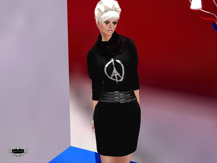 PRISM and PosESioN for SWANK WINTER WONDERLAND Event – by PetraLAlexander-Valerian©™