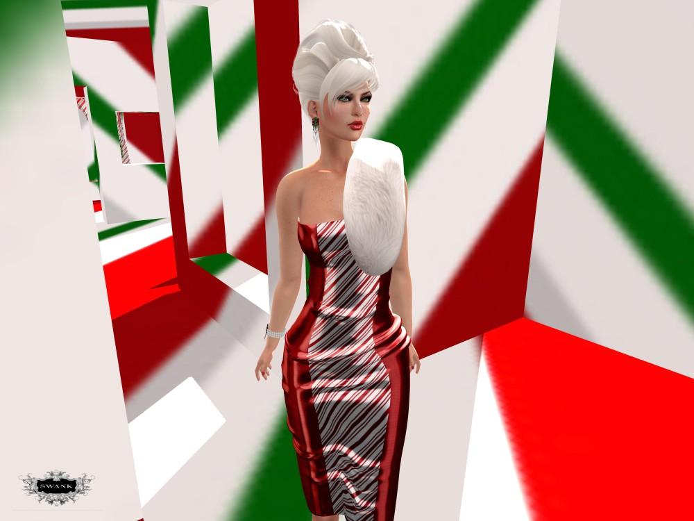PRISM - Isabella for SWANK WINTER WONDERLAND Event – by PetraLAlexander-Valerian©™