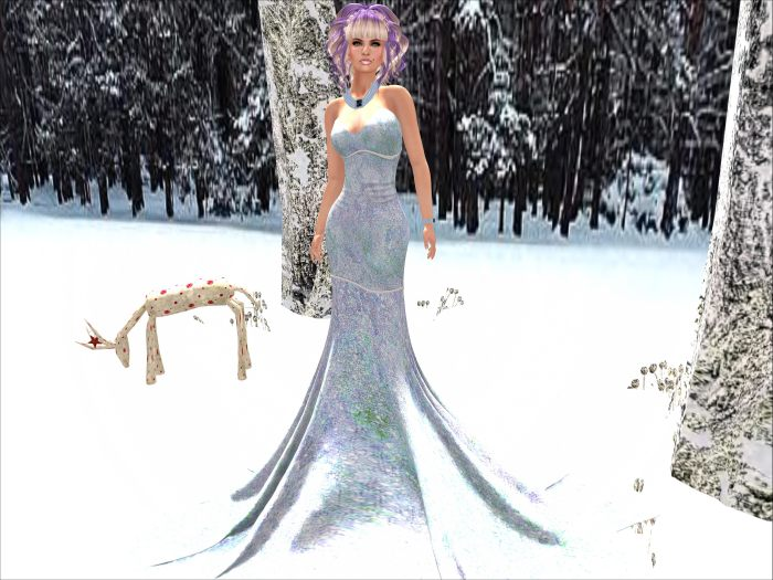 RAYNE COUTURE - Eternal Dream for Inspirations Event – by PetraLAlexander-Valerian©™