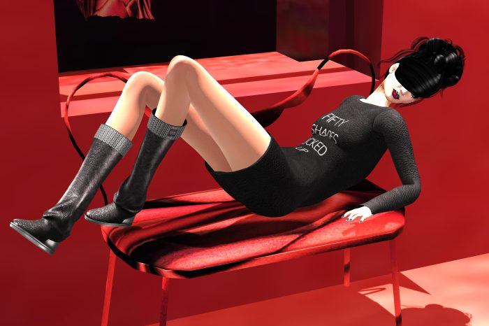 RAYNE COUTURE Toastie Boots – by PetraLAlexander-Valerian©™