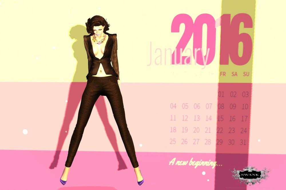{AnaMarkova} for SWANK January Event – by PetraLAlexander-Valerian©™