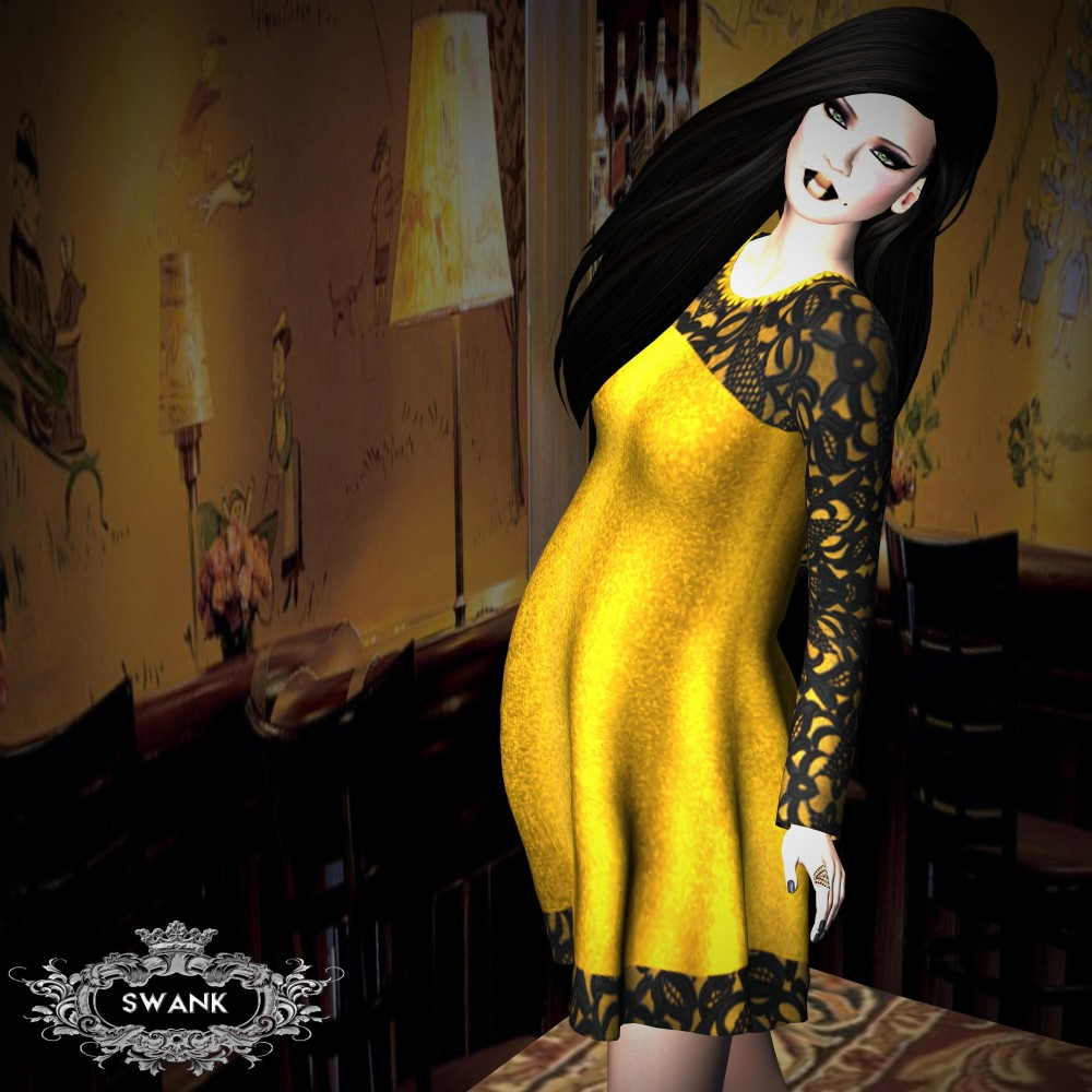 KERESMA, JS CREATIONS and PosESioN for SWANK event – by PetraLAlexander-Valerian©™