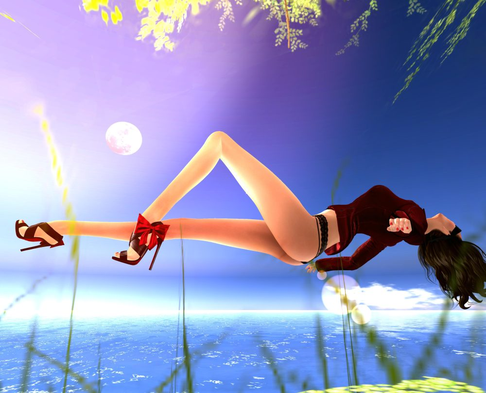 RAYNE COUTURE - CHERISH Shoes – by PetraLAlexander-Valerian©™