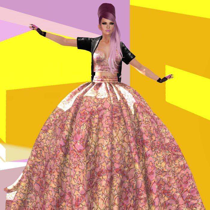 RAYNE COUTURE - punk princess – by PetraLAlexander-Valerian©™