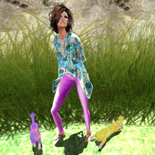 RAYNE COUTURE - Candy Skinnies and Willow – by PetraLAlexander-Valerian©™