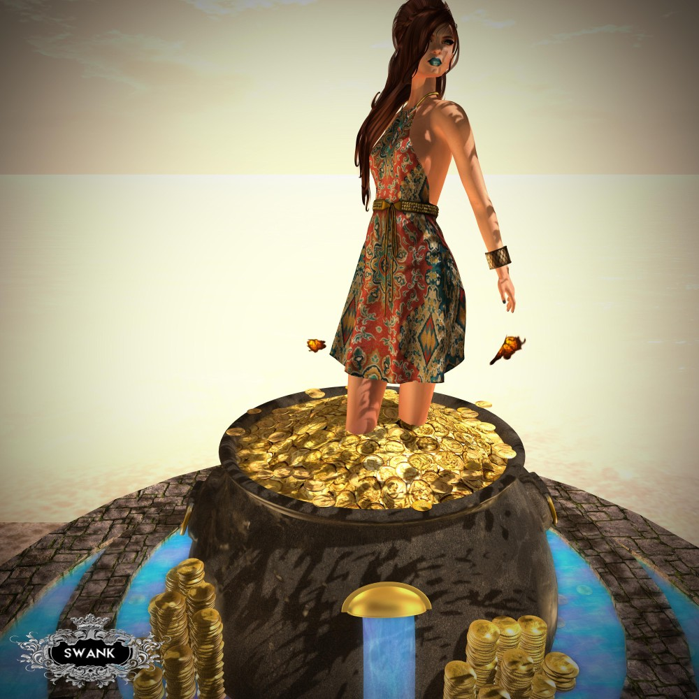 Kastle Rock, PosESioN and 3rd Eye Perceptions for SWANK March Event – by PetraLAlexander-Valerian©™