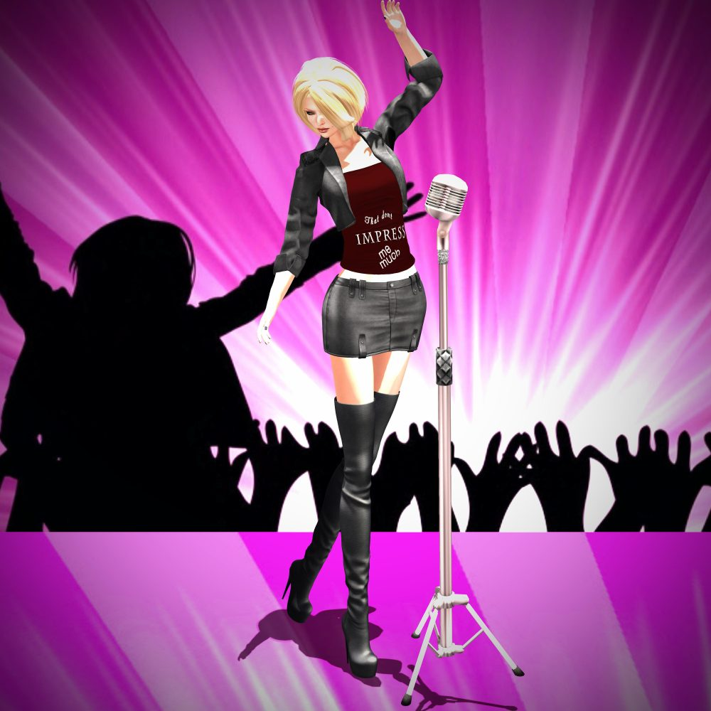 Tori's Stylez for InspirationSL Event – by PetraLAlexander-Valerian©™
