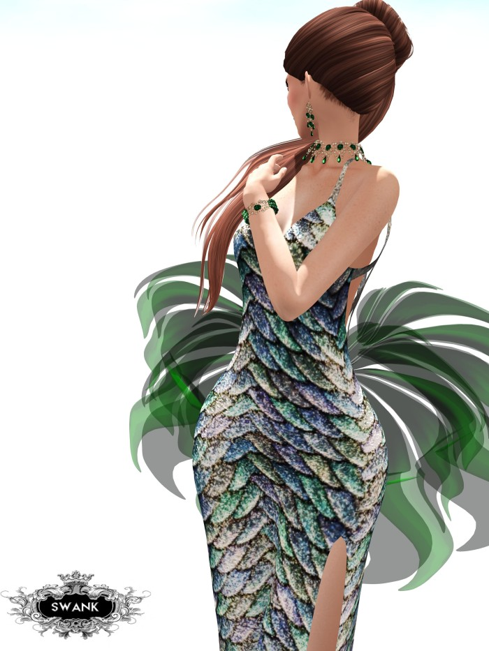 Zuri Jewelry and Deche for SWANK March Event – by PetraLAlexander-Valerian©™