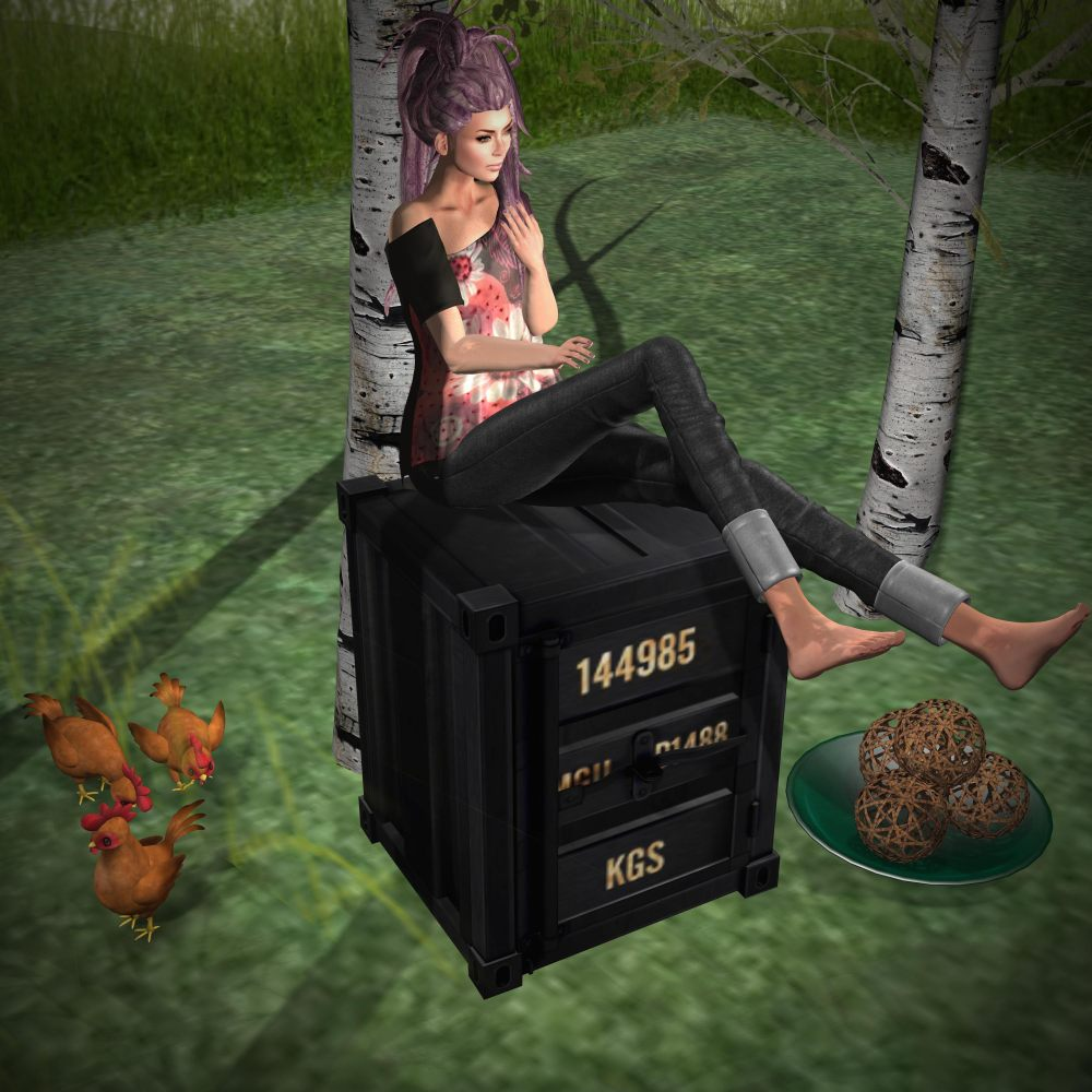 BlackRose Fashion, Q-Essentials and Park Place for SWANK April Event – by PetraLAlexander-Valerian©™