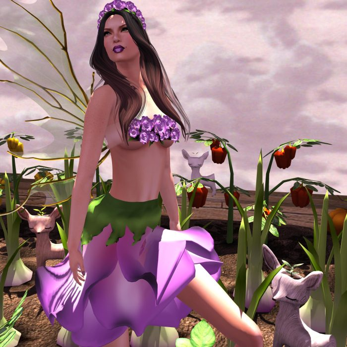 MSS Spring Fairy for On9 April Event – by PetraLAlexander-Valerian©™