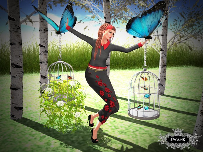 Prey, B&C Designer, Outside the Box and PosESioN for SWANK April Event – by PetraLAlexander-Valerian©™