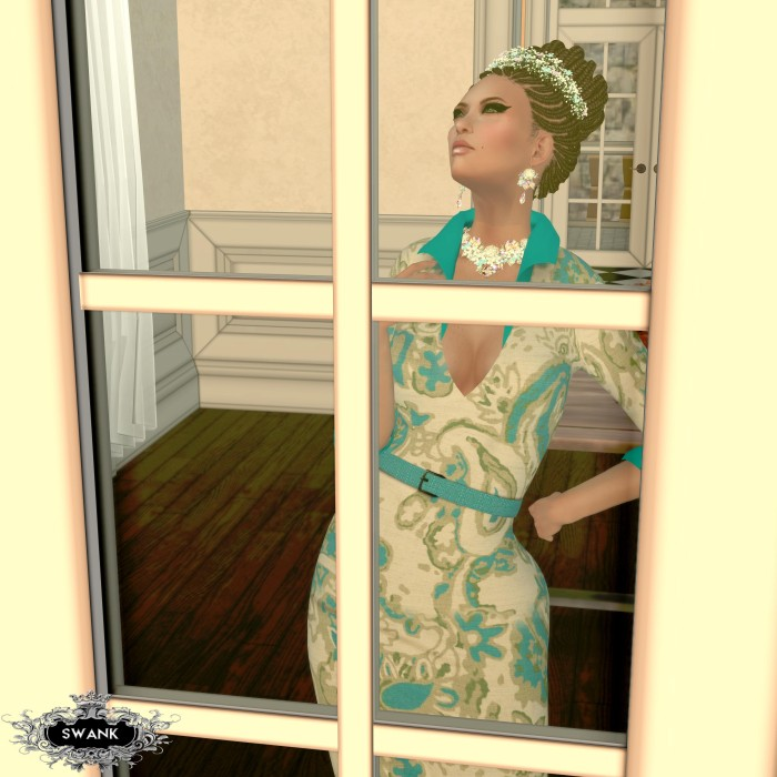 Zuri Jewerly, Paisley Daisy and PosESioN for SWANK April Event – by PetraLAlexander-Valerian©™