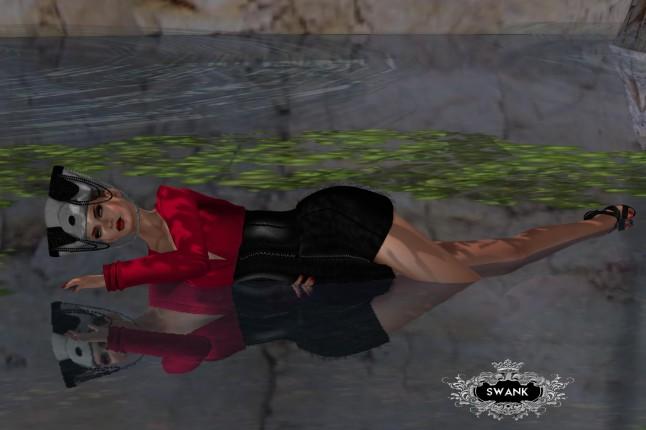 BlackRose for SWANK May Event – by PetraLAlexander-Valerian©™