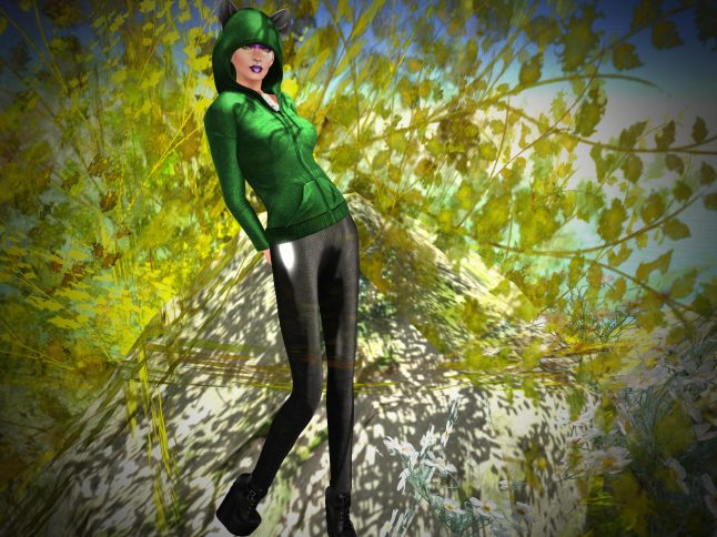 Foxy, Delirium Style and Image Essentials for The Garage Fair by PetraLAlexander-Valerian©™ (2)